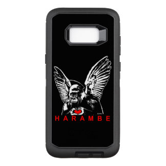 Harambe OtterBox Defender Samsung Galaxy S8+ Case