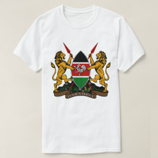 Harambe shield and lions T-Shirt