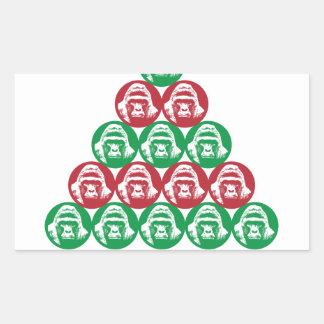 Harambe Tree Sticker