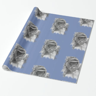 Harambe Wrapping Paper