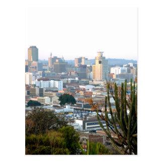 Harare Postcard
