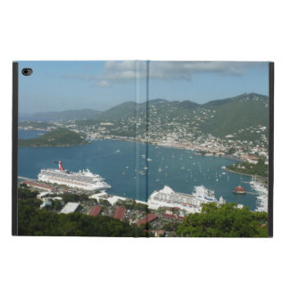 Harbor at St. Thomas US Virgin Islands Powis iPad Air 2 Case