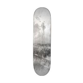 Harbor drawing effect skateboards