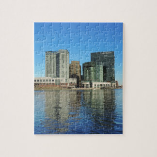 Harbor East Baltimore Jigsaw Puzzle