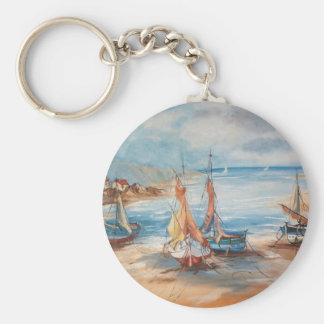 Harbor Keychain
