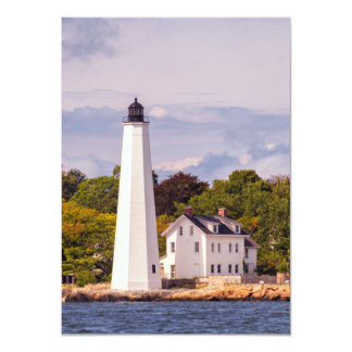 Harbor Light Card