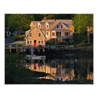 Harbor Light Photo Print