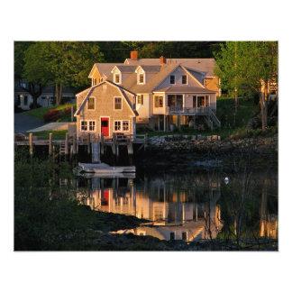 Harbor Light Photograph