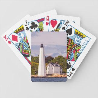 Harbor Light Poker Deck