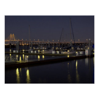 Harbor nights Poster