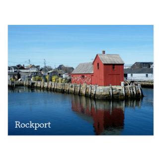 Harbor Postcard