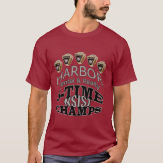 Harbor Softball 2010 T-Shirt