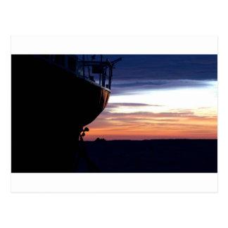 Harbor Sunrise Postcard