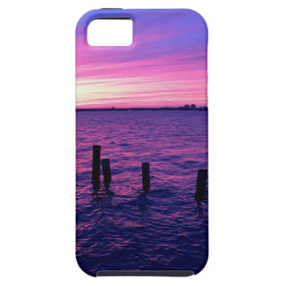 Harbor Sunset iPhone Case
