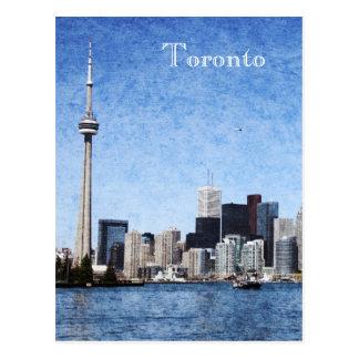 Harborfront de Toronto Carte Postale