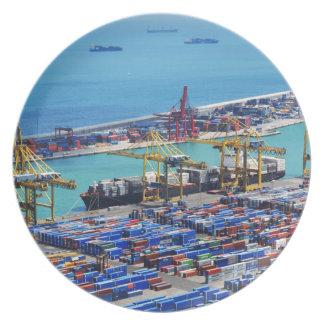 Harbour Dinner Plate