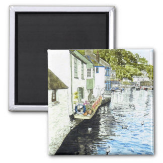 'Harbour Studio' Magnet