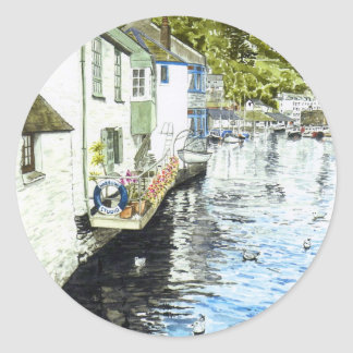 'Harbour Studio' Sticker