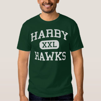 Harby - Hawks - Junior High School - Alvin Texas Tshirt