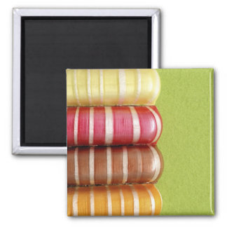 Hard Candies Square Magnet