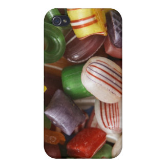 Hard candy, full frame iPhone 4 covers
