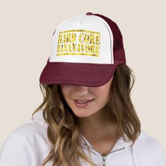 HARD CORE BANANAVORE TRUCKER HAT