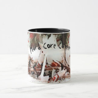 Hard Core Camper Coffee Mug