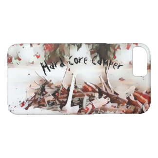 Hard Core Camper Phone Case