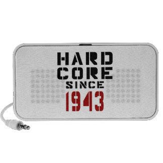 Hard Core Since 1943 iPhone Speaker