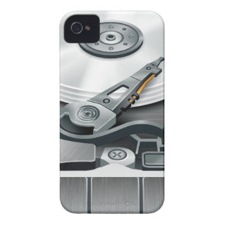 Hard Disk iPhone 4 Case