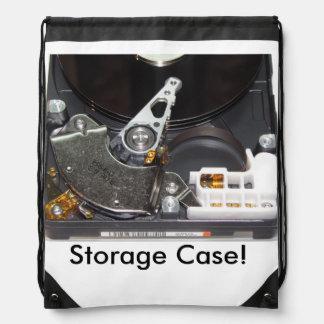 Hard Drive Storage Packpack Backpack