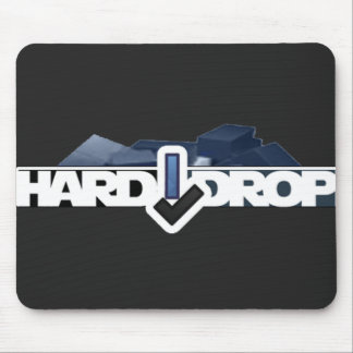 Hard Drop Mousepad