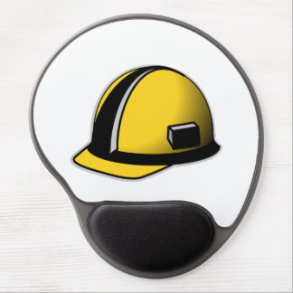 Hard Hat Gel Mouse Pad