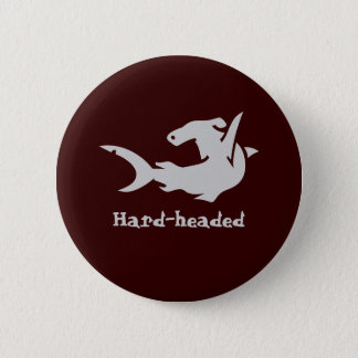 Hard-headed 2 Inch Round Button