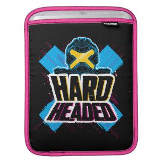 Hard Headed iPad Sleeve