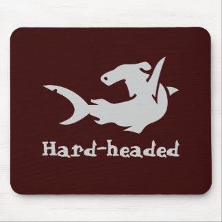 Hard-headed Mouse Pad