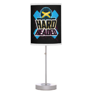 Hard Headed Table Lamp