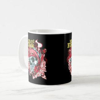 Hard mug rock black
