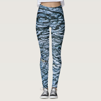 Hard Rain Drop leggings