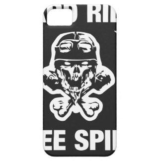 Hard ride free spirit iPhone 5/5S covers