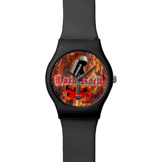 Hard rock into the fire watch