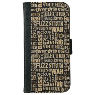 Hard Rock iPhone 6 Wallet Case