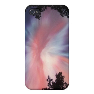 Hard Shell Case for iPhone 4/4S Northern Lights