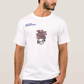 Hard Techno custom (Limited Eddition) T-Shirt