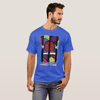 Hard Time - Blue - Time Pieces T-Shirt