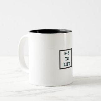 Hard time mug