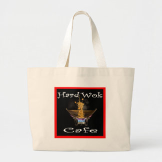 Hard Wok Cafe Thailand Jumbo Tote Bag