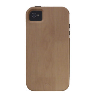 Hard Wood Case-Mate iPhone 4 Cover