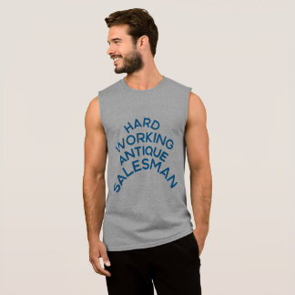 Hard Working Antique Salesman Tshirt
