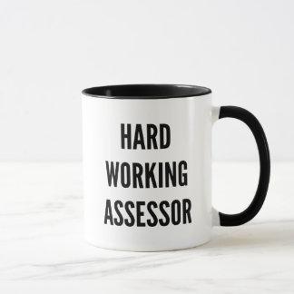 Hard Working Assessor Mug